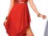Греческие платья на выпускной фото