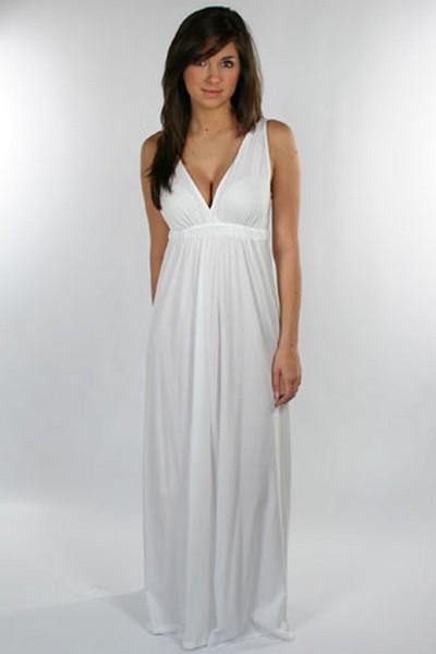 Рвадебные платья 2012 в греческом стиле.