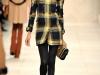 Платье в клетку Осень-Зима 2011-2012 от Burberry Prorsum