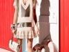 Платья в морском стиле от Christian Dior