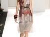 Летнее платье в полоску от Carolina Herrera