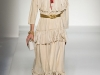 Модное платье в стиле ретро 2012, коллекция Moschino