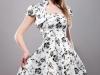 Платья в стиле стиляг фото