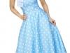 Платья стиляги в горошек фото