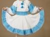 Платья в украинском стиле для девочек