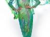 Дизайнерский платья 2011