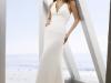 Пляжные свадебные платья 2011