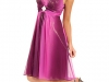 Розовое платье 2011-2012