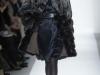 С чем носить вечернее платье зимой, Dennis Basso