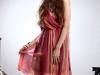 Летние шифоновые платья 2011 фото