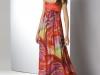 Длинные шифоновые платья фото