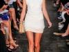Короткое спортивное платье от Victoria Beckham