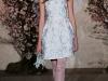 Oscar de la Renta - короткие свадебные платья 2012