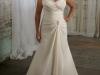 Красивые свадебные платья 2012 для полных