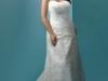 Свадебные платья для полных 2012 фото