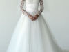 Свадебные платья с фатой от Marchesa