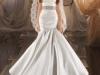 Свадебные платья 2012 с длинной фатой