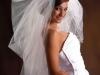 Свадебные платья 2012 с многослойной фатой
