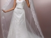 Свадебные платья 2012 с длинной фатой фото