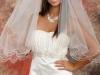Свадебные платья с фатой фото
