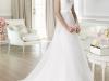 Длинные свадебные платья 2014