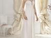 Длинные свадебные платья 2014 фото