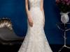 Свадебные кружевные платья 2014