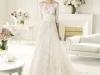 Свадебное платье кружевное принцесса 2014