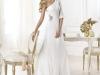 Свадебное платье 2014 с одним рукавом
