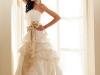 Свадебные платья цвета слоновой кости