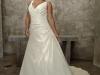 Свадебные платья 2011 для полных