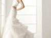 Свадебные платья годе фото