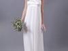 Свадебные платья с одной бретелью фото