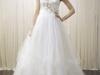 Свадебные платья с бретелью через плечо от Anne Barge