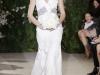 Свадебное платье на бретелях от Carolina Herrera