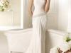 Свадебные платья осень 2012 на одно плечо