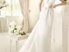 Свадебные платья-тюльпан на осень 2012