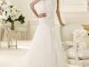Осенние свадебные платья 2012