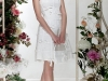 Короткие свадебные платья Papilio 2012