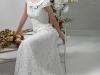 Кружевное свадебное платье Папилио 2012