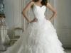 Свадебные платья силуэт принцесса