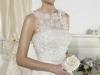 Свадебные платья с ажурным верхом