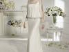 Свадебное платье с прозрачным верхом