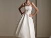 Свадебные платья в стиле ретро короткие