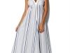 Белое платье в стиле Ампир фото