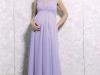 Вечерние длинные платья для беременных