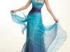 Вечерние платья Оксаны Мухи 2011 Deluxe