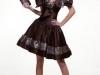 Короткие вечерние платья Оксаны Мухи