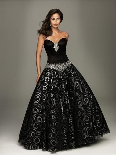 Красивые платья на корсете