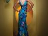 Длинное платье со шлейфом